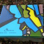Glasatelier Anja. Herinnering monument.